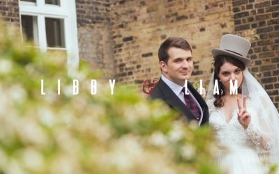 Honourable artillery Company London wedding video – Libby & Liam