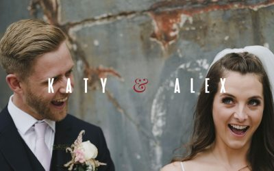 Castlefield rooms wedding video – Manchester wedding – Katy & Alex