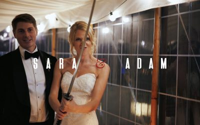 Middleton Lodge wedding video – Sara & Adam